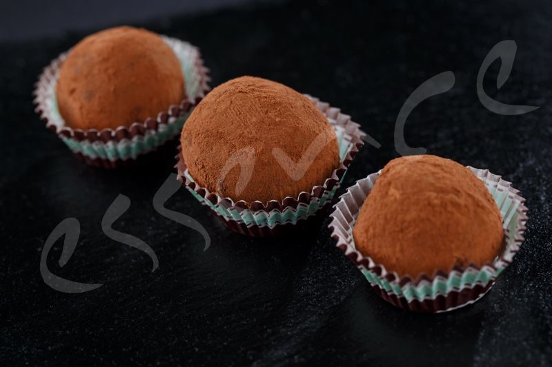 Тъмни Шоколадови Трюфели 30 бр.