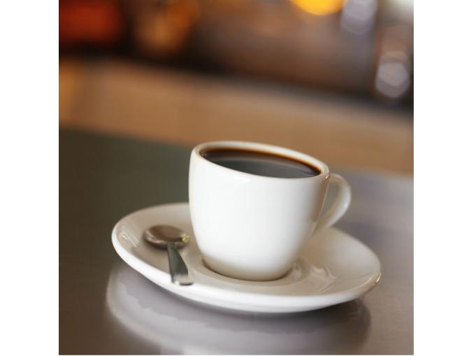 Порцеланова Чаша за Кафе с  Чинийка